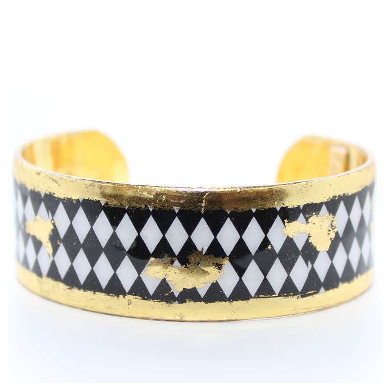 Bennett's Jewels 22KY Harley Cuff Bracelet