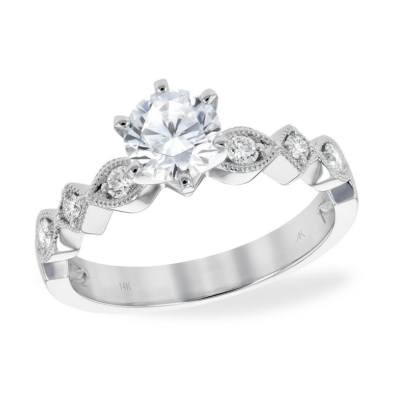 Allison-Kaufman 14KW Diamond Ring
