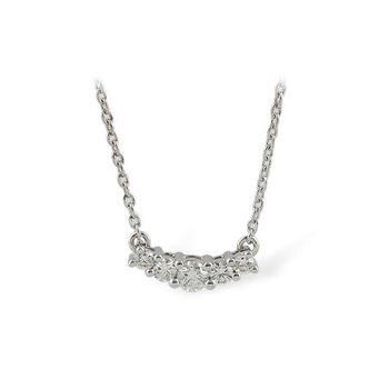 14KW Diamond Necklace