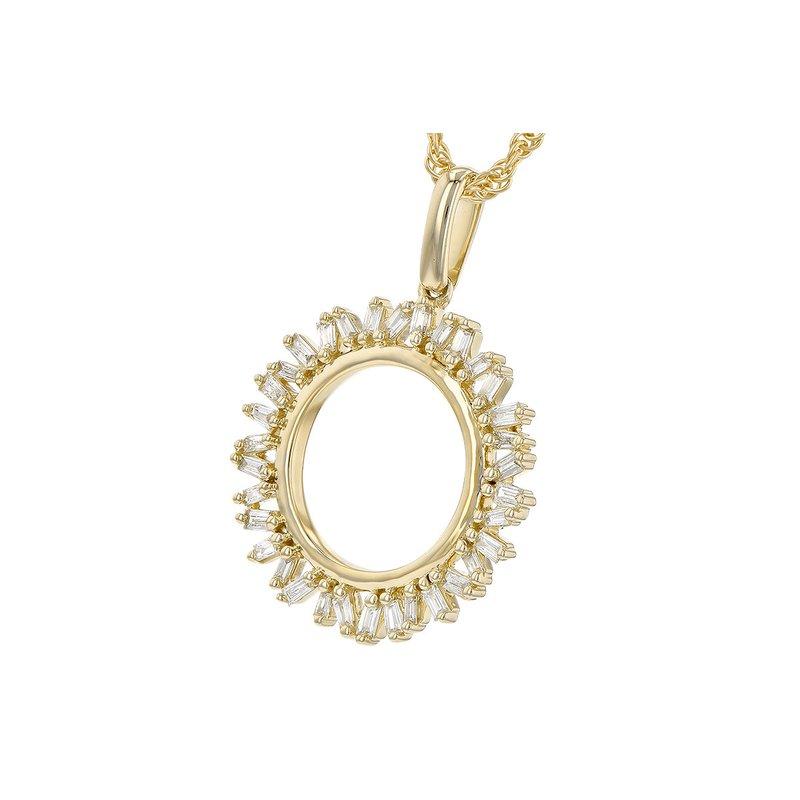 Bennett's Jewels 14KY Diamond Necklace