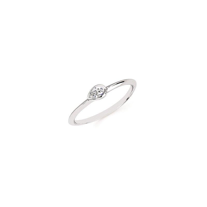 Bennett's Jewels 14KW Diamond Ring