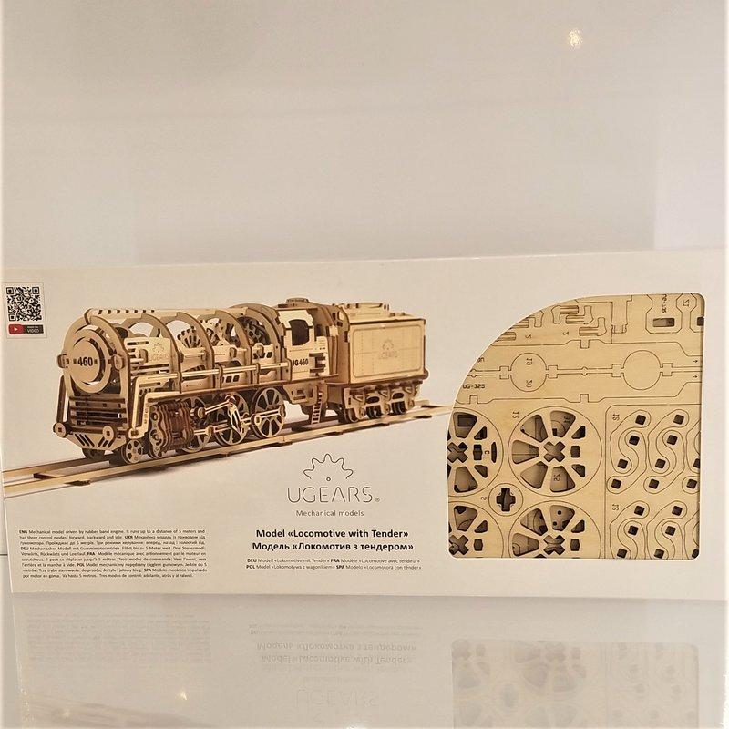 Ketterman's Favorites U-GEARS Model