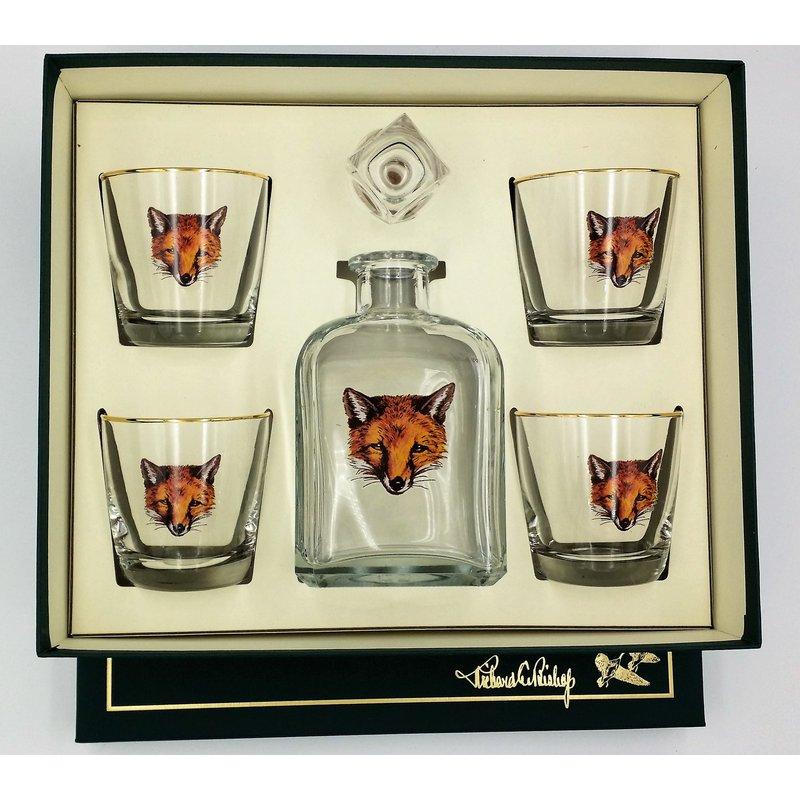KetterMEN's Glass Decanter Set
