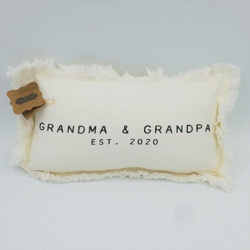 Ketterman's Favorites Canvas Pillow