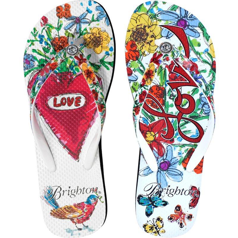 Brighton Lover Flip Flops