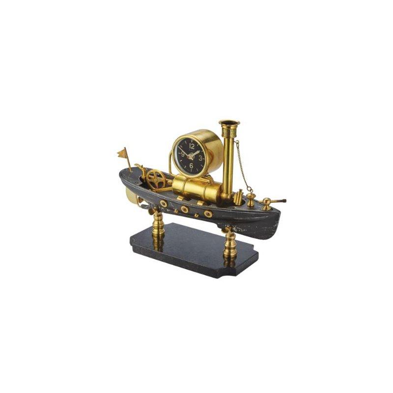 Pendulux Steamboat Table Clock
