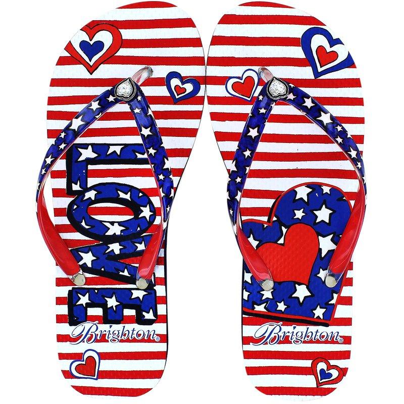 Brighton Skyler Flip Flops