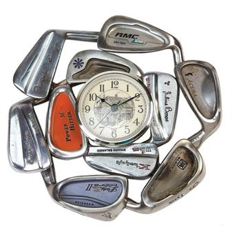 Golf Club Clock