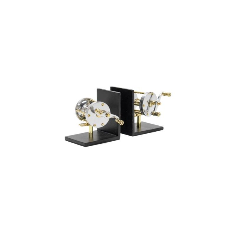 Pendulux FISHING BOOKENDS