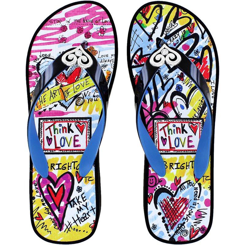 Brighton Julia Flip Flops