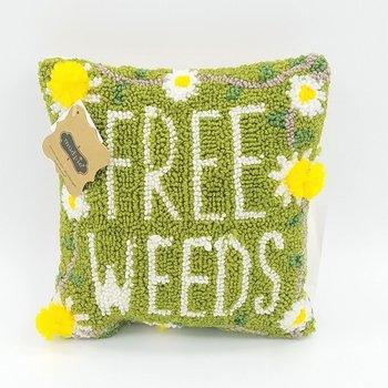 Mini Hooked Pillow