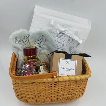 """Mother's Day """"Pick Your Flavor"""" Gift Basket"""