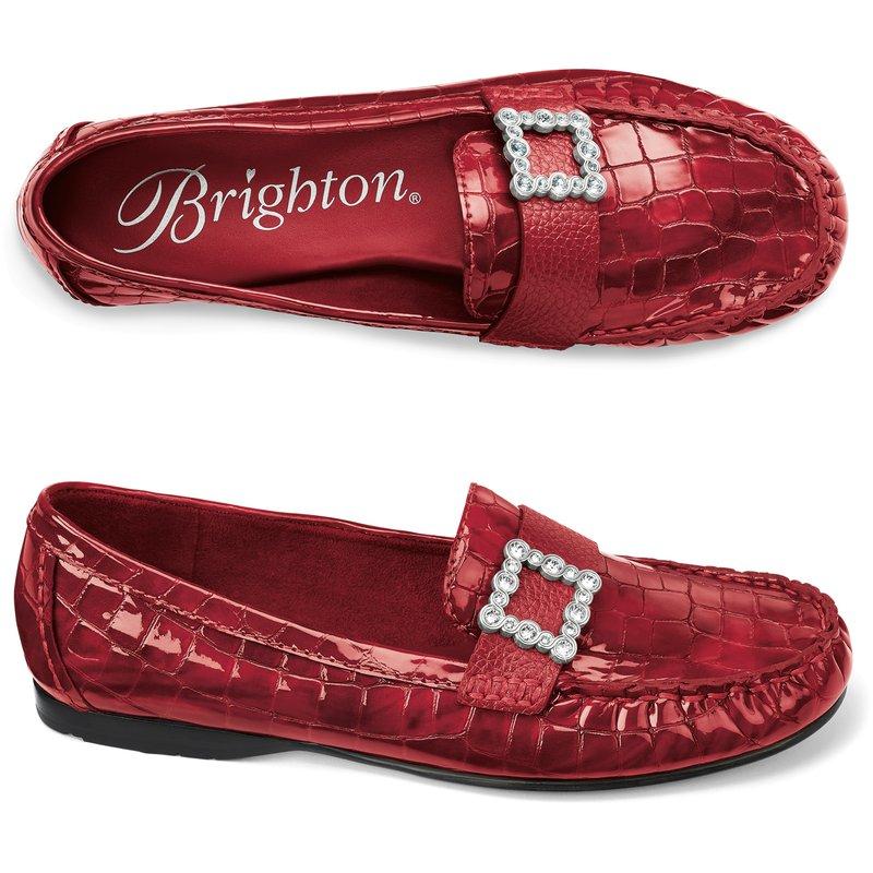 Brighton Mishel Loafers