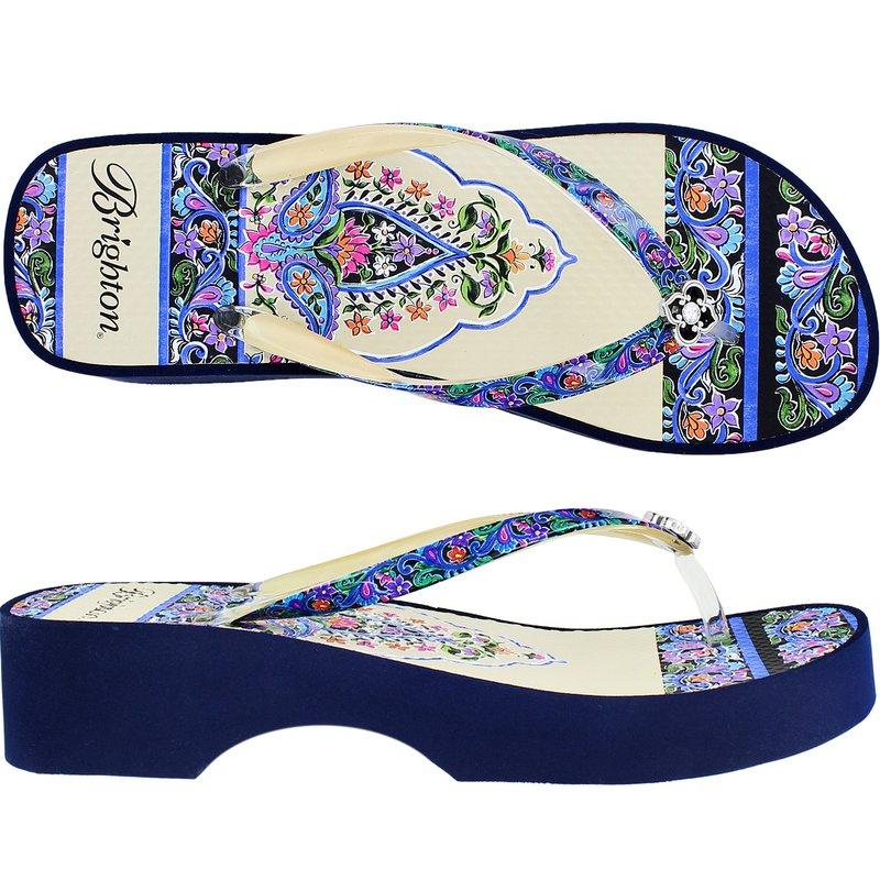 Brighton Luna Flip Flops