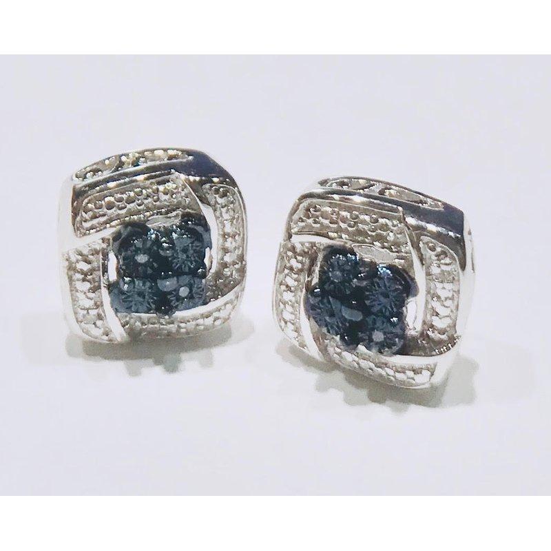 Catalog FOP Blue Diamond Studs