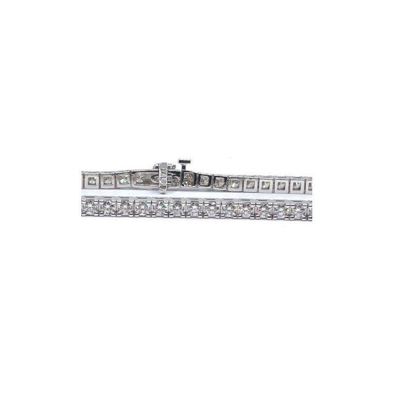 The Collection Diamond Tennis Bracelet