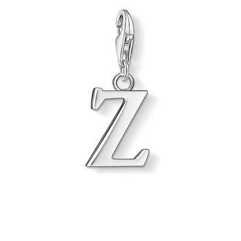 Charm Pendant Letter Z