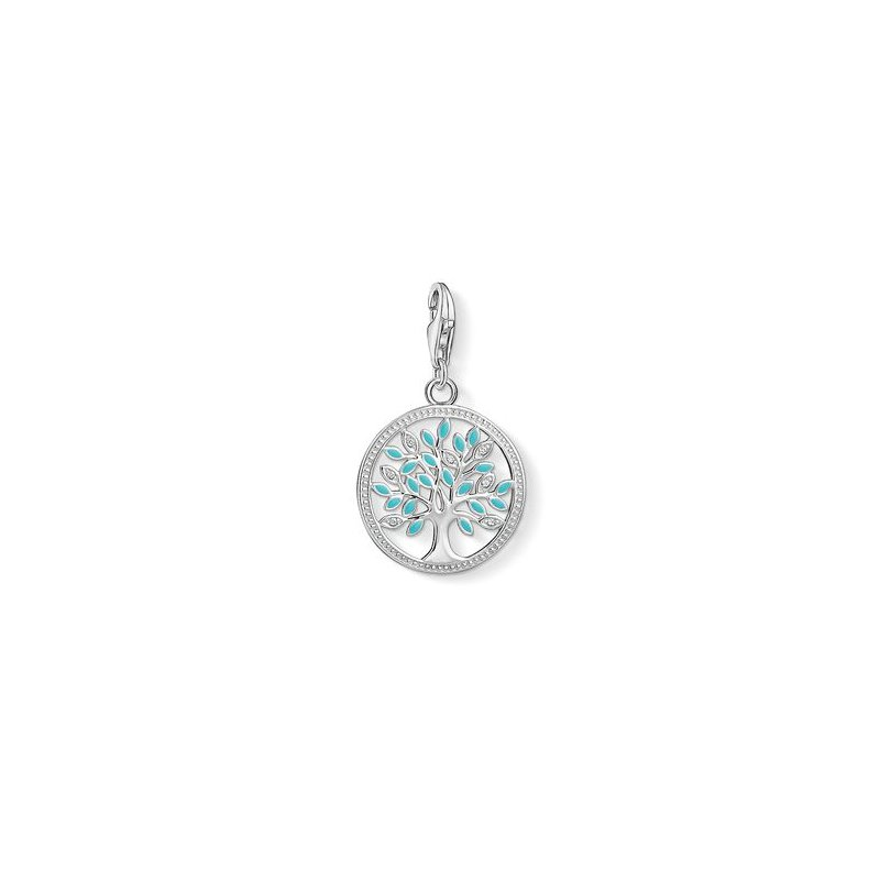 Thomas Sabo Tree Of Love Charm