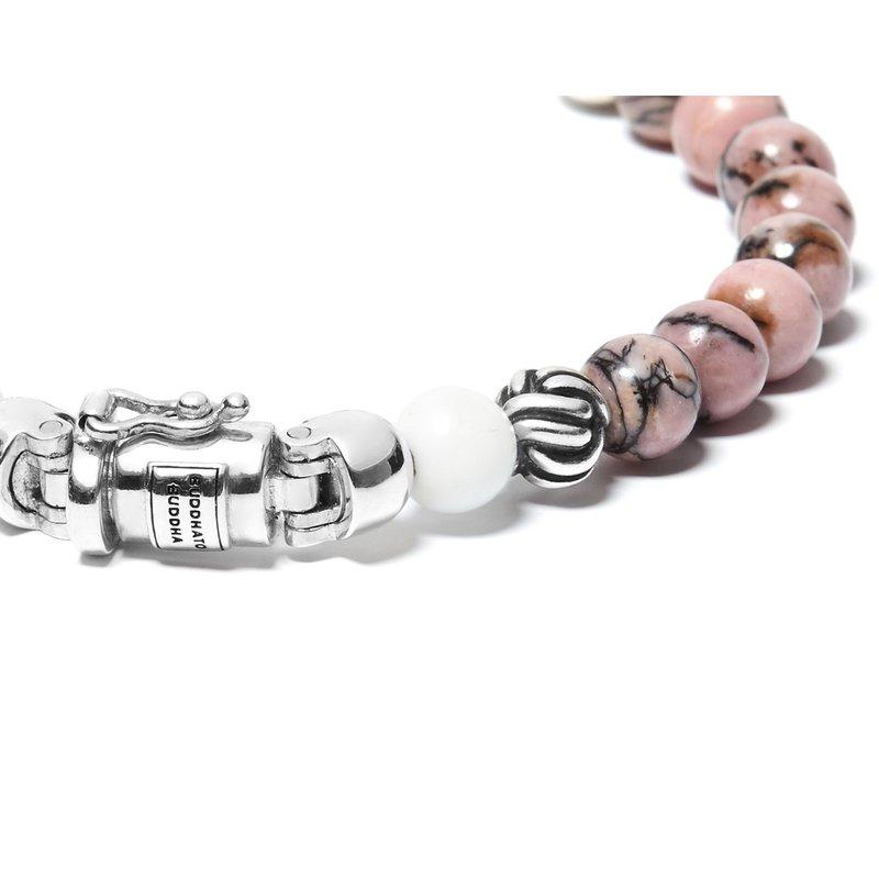 Buddha to Buddha Mini Pink Bracelet