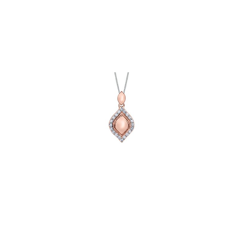 The Collection Diamond Pendant