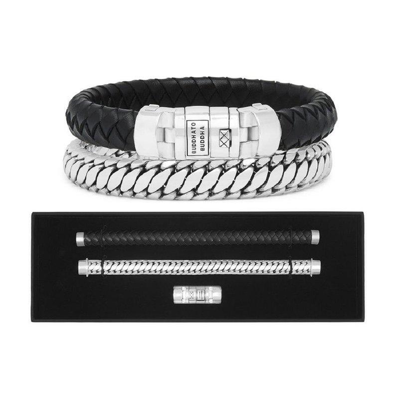 Buddha to Buddha Ben Customized Bracelet Set