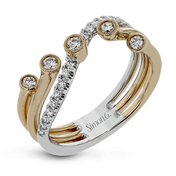 Clio Right Hand Ring