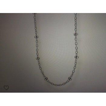 Sterling Silver Round Belcher Chain