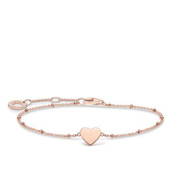 Bracelet With Heart Dots