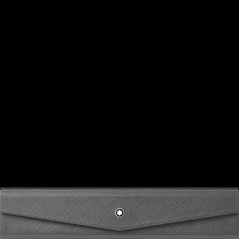 Sartorial 1 Pen Pouch Foldable Grey
