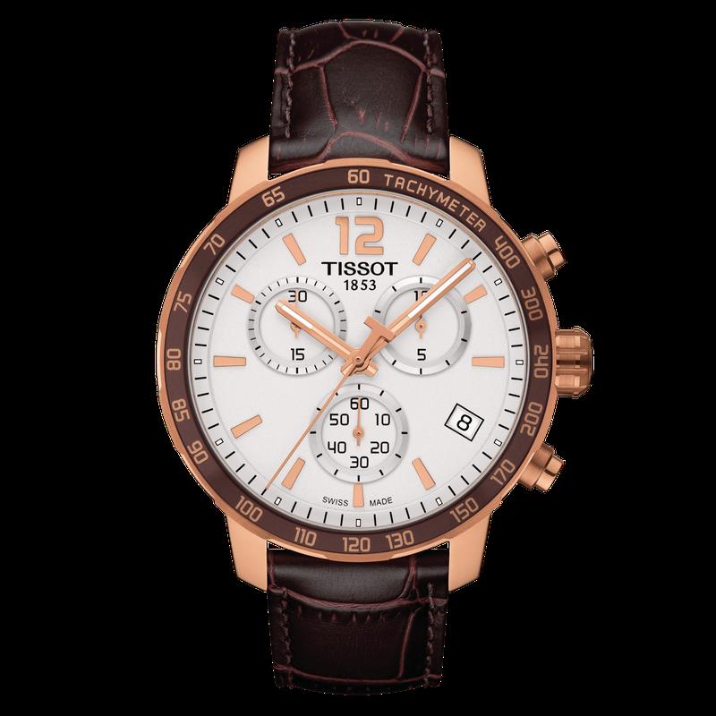 Tissot Quickster Chronograph