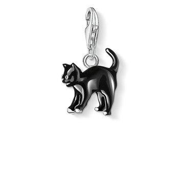 Charm Black Cat