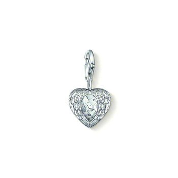Charm Wing Heart