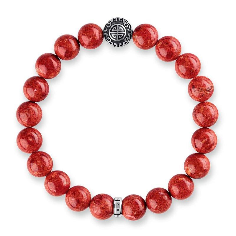 Thomas Sabo Bracelet Ethnic Red