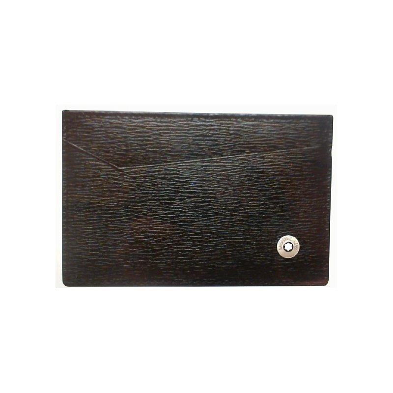 Montblanc 4810 West Black Pocket 2cc