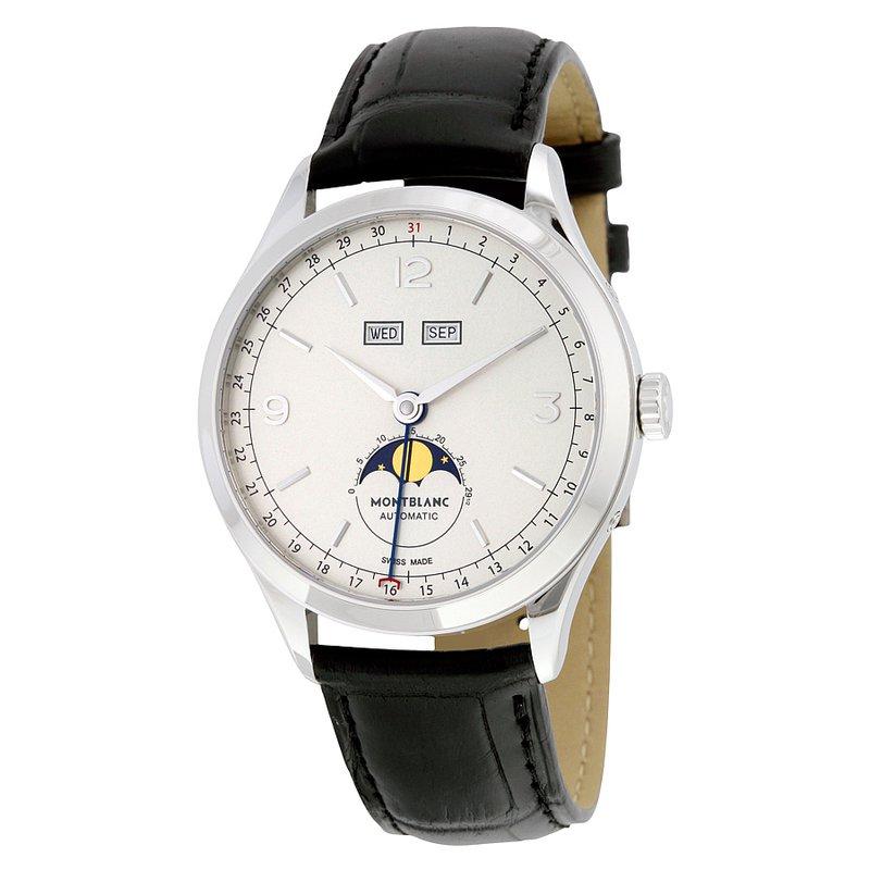 Montblanc Heritage Chronometrie Quantieme Watch