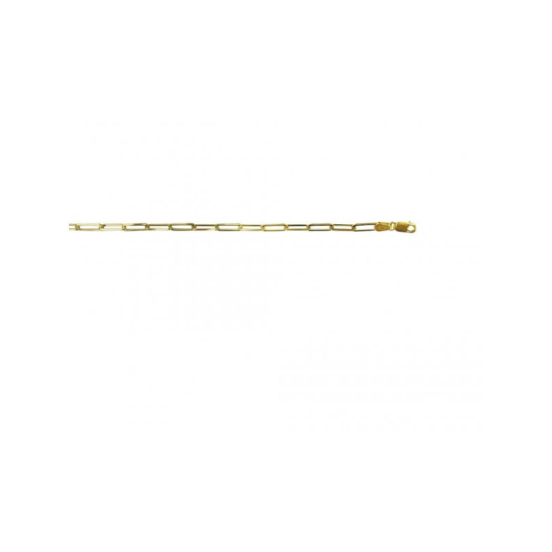 The Collection Gold Paper Link Chain