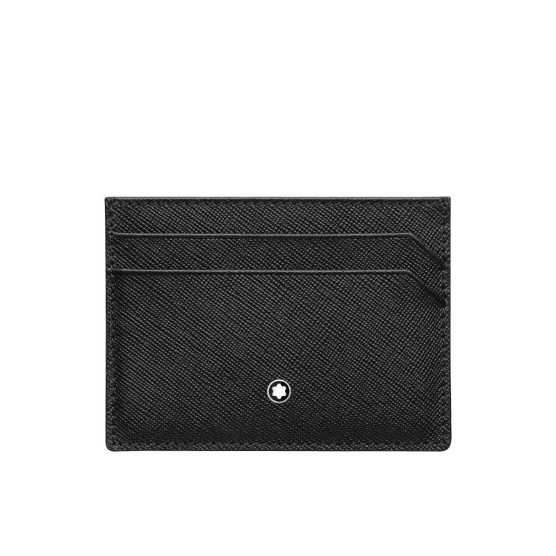 Montblanc Sartorial Pocket Black Leather