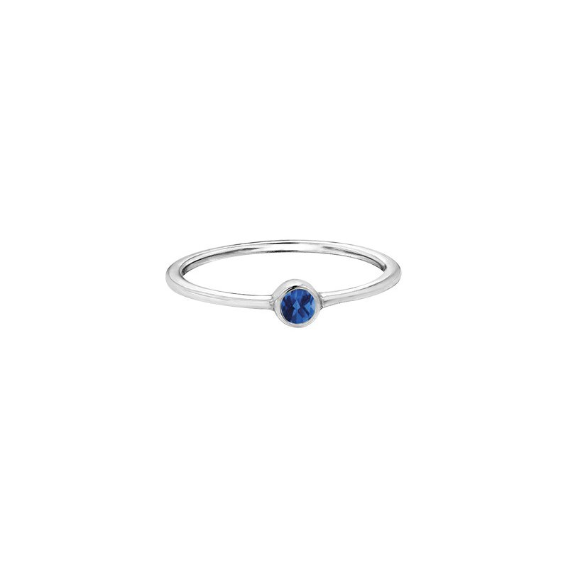 The Collection Sapphire Ring