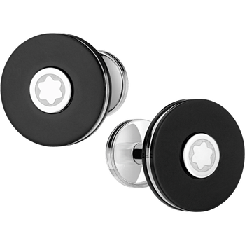Pix Stainless Steel Cuff Links