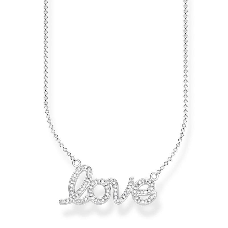 Thomas Sabo Love Necklace