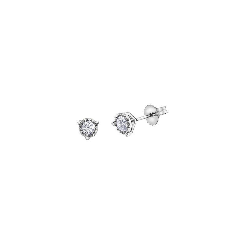 Corona Jewellery Diamond Stud Earrings