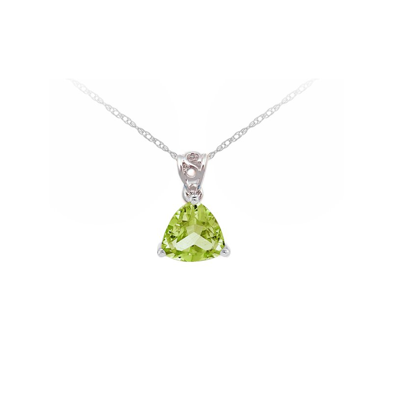 The Collection Peridot Pendant