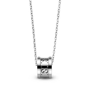 Gucci Icon Twirl Necklace