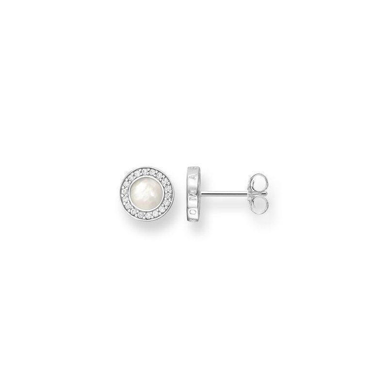 Thomas Sabo Circle Earrings