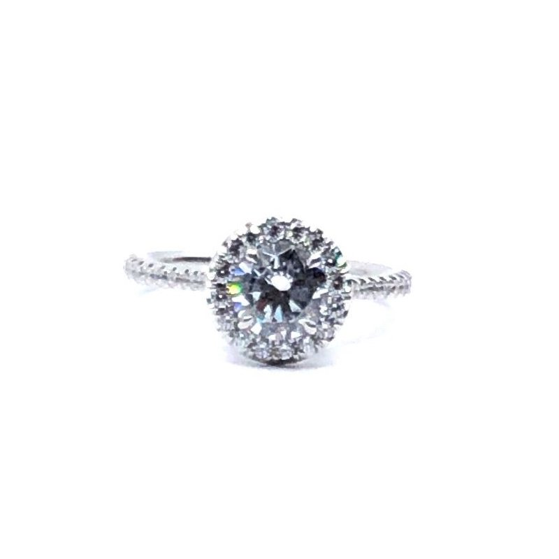 The Collection Custom Engagement Ring