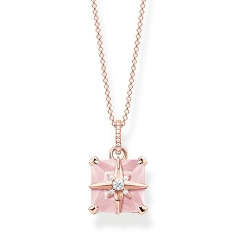 Pendant Pink Star