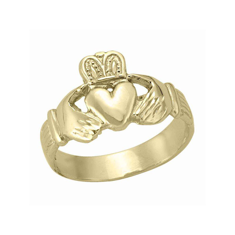 The  Collection Claddagh Ring