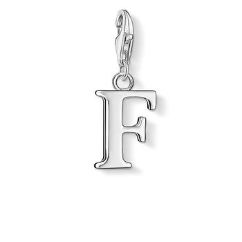 Charm Letter F