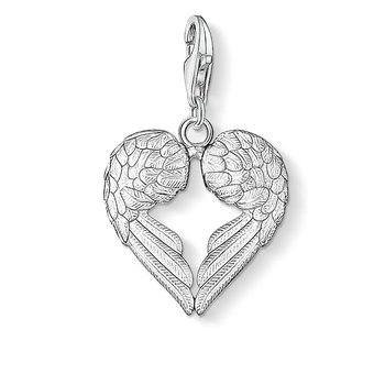 Charm Winged Heart