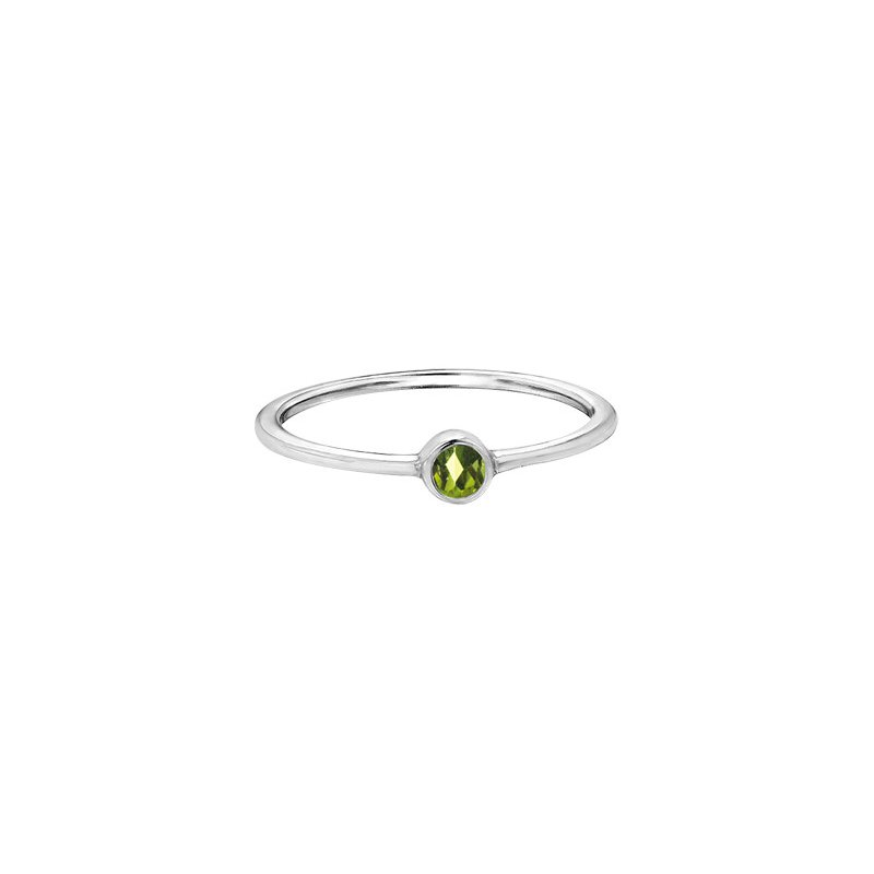 The Collection Peridot Ring